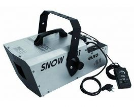 EUROLITE SNOW 6001 MACCHINA NEVE DMX-512 IN/OUT 1350 WATT + CONTROLLER