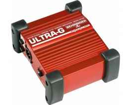 """BEHRINGER GI100 ULTRA-G DI-BOX ATTIVA + SIMULATORE CABINET 4X12"""""""