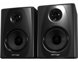 "BEHRINGER STUDIO50-USB COPPIA STUDIO MONITOR DIGITALI 2 VIE 5""/1"" 200 WATT XLR / JACK TRS IN"