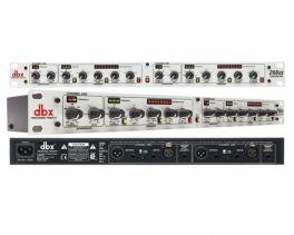 DBX 266XS COMPRESSORE LIMITER GATE 2 CANALI 1 UNITA RACK PROCESSORE DI SEGNALE PROFESSIONALE OFFERTISSIMA