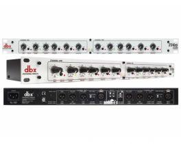 DBX 234XS CROSSOVER 3 VIE STEREO 4 MONO