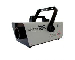 ATOMIC4DJ S900 WIRELESS MACCHINA DEL FUMO 900 WATT + RADIOCOMANDO + COMANDO A FILO