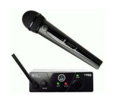 AKG WMS40MINI VOCAL SET RADIOMICROFONO A MANO ISM2