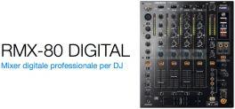 RELOOP RMX-80 DIGITAL MIXER PER DJ
