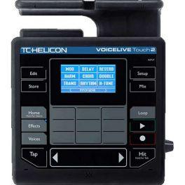 TC HELICON VOICELIVE TOUCH 2 PROCESSORE VOCALE E LOOPER CON TASTI TOUCH
