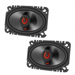 """JBL Club2 6422F diffusori coassiali a 2 vie 4x6"""" da 120 W e 40 W RMS"""
