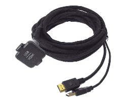 Alpine KCU-315HU PROLUNGA USB/HDMI DA 4,5 MT CON COVER DI FISSAGGIO