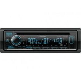 Kenwood KMM-BT506DAB autoradio 1 in Digital Media Receiver con Bluetooth e DAB+