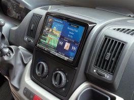 Alpine KIT-8A3D Audi A3 2003-2008 kit per monitor 8'' con interfaccia display