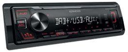 Kenwood KMM-DAB307 autoradio DAB+ con USB, AUX