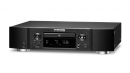 Marantz ND8006 Lettore CD player di rete di sorgenti musicali, CD audio, AirPlay, Bluetooth, Nero