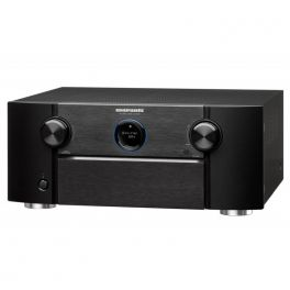 Marantz AV7706 Preamplificatore AV 11.2ch con Processore Video 8K Dolby Atmos, DTS:X, IMAX Enhanced e AURO 3D