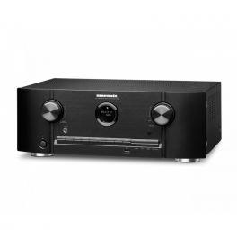 Marantz SR5015 DAB sintoamplificatore 8K HDMI2.1 con DAB+, 7x 180 Watts (6 ohms, 1%), WiFi 2.4 & 5.0, Bluetooth, BT