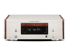 Marantz HD CD1 Lettore CD compatto, Silver Oro, Quick Replay - ECO friendly con moduli Marantz HDAM®-SA2