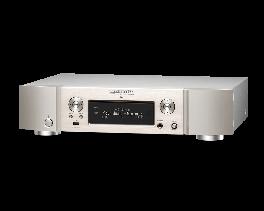 Marantz NA6006 lettore di rete streaming Ethernet, Silver-oro, Wi-Fi dual band MIMO, Bluetooth e Airplay