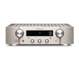 Marantz PM7000N SILVER Amplificatore integrato Hi-Fi di rete con Current Feedback e tecnologia HEOS