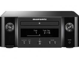 Marantz MELODY STREAM M-CR412 Sintoamplificatore CD con Bluetooth, Nero, 2x 60W o 4x 30W
