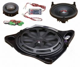 Audio System MFIT MERCEDES GLC X253 SUV EVO kit altoparlanti per auto 3 vie per MERCEDES GLC SUV X253 2015->