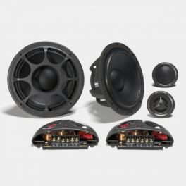 Morel MHB602 Kit a 2 vie da 140w - 165mm serie Hybrid