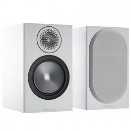Monitor Audio bronze 50 6G diffusori da scaffale a 2 vie finite element analysis coppia-BIANCO