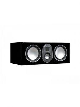 MONITOR AUDIO GOLD C250 5G diffusore per canale centrale in cassa chiusa a 3 vie 200 watt-NERO LUCIDO