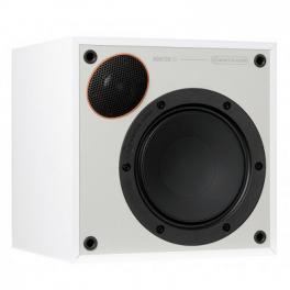 Monitor Audio MONITOR 50 BC diffusori da supporto a 2 vie bass reflex 70watt (coppia)-BIANCO