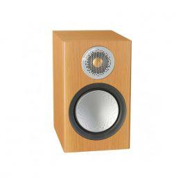 MONITOR AUDIO SILVER 50 6G diffusori da supporto compatto a 2 vie  reflex 100 watt (coppia)- NATURAL OAK
