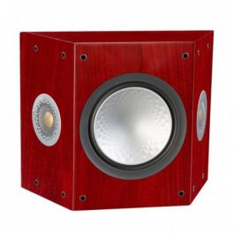 MONITOR AUDIO SILVER FX 6G diffusori per canale surround a 2 vie in cassa chiusa 85 watt coppia-ROSENUT