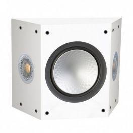 MONITOR AUDIO SILVER FX 6G diffusori per canale surround a 2 vie in cassa chiusa 85 watt coppia-BIANCO LUCIDO
