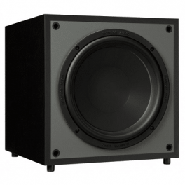 MONITOR Audio MRW-10  subwoofer attivo bass reflex con amplificatore incorporato 100 watt