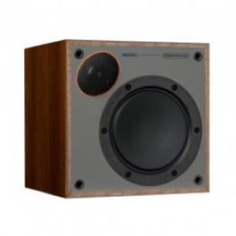 Monitor Audio MONITOR 50 BC diffusori da supporto a 2 vie bass reflex 70watt (coppia)-NOCE