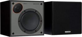 Monitor Audio MONITOR 50 BC diffusori da supporto a 2 vie bass reflex 70watt (coppia)-NERO