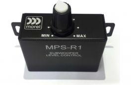 Morel MPS-R1 regolatore volume del subwoofer da 20 dB
