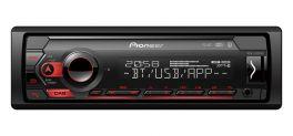 Pioneer MVH-S420DAB con DAB/DAB+, Bluetooth, illuminazione rossa, USB, Spotify