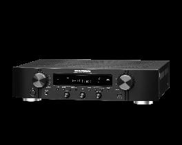 Marantz NR1200 Sintoamplificatore di rete Stereo ultrasottile, nero, 75W, Bluetooth, wifi integrato