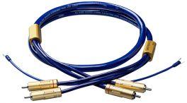Ortofon 6NX-TSW 1010R Cavo phono per bracci RCA / RCA da 1,20MT. Conduttori in rame purissimo 6N/5N OFC