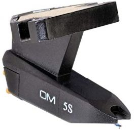 Ortofon OM 5S testina fonorivelatore stilo sferica  tensione di uscita 4 5mV