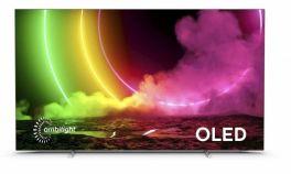 """Philips 77OLED806 Android TV OLED 77"""" UHD 4K 77OLED806/12 Ambilight su 4 lati Processore P5"""