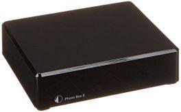 Pro-ject PHONO BOX E Converte segnale PHONO in RCA - NERO