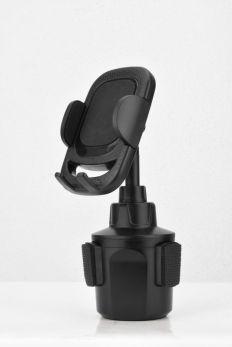 Phonocar 06235 Supporto per Smartphone da Portabicchiere Regolabile e Universale