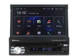 Phonocar VM045 autoradio 1 DIN con Android 10, smartphone link, radio DAB+