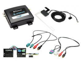Phonocar VM225 Interfaccia Universale DAB+ a scomparsa per impianti di serie VOLKSVAGEN,SKODA, SEAT