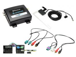 Phonocar VM232 Interfaccia Universali DAB+ a scomparsa per impianti di serie FORD Sync 2 / Sync 3
