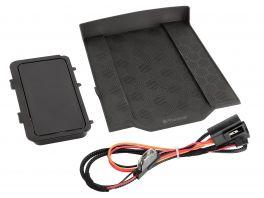 Phonocar 05728 Vano portaoggetti per VW T-ROC con caricabatteria wireless tecnologia Qi
