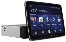 "Phonocar VM052K Autoradio 1 DIN con monitor 10.1"" HD, Android 9.0, Bluetooth GPS e mappe CAMPER"
