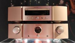 Marantz PM KI RUBY Amplificatore integrato , gold, per il 40° anniversario di Ken Ishiwata, 2x 100 Watts