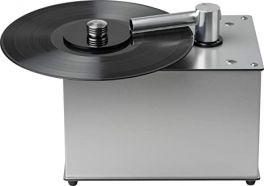 Pro-ject VC-E Macchina lavadischi semi automatica ultraveloce e compatta