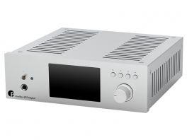 Pro-ject PRE BOX RS2 DIGITAL Silver Preamplificatore/Convertitore high-end. Circuitazione Dual Mono bilanciata. Componentistica selezionata.