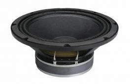 "Ciare PW252 Woofer 10"" 8 ohm da 400W diametro 250 mm, membrana cellulosa, sospensione con NOMEX"
