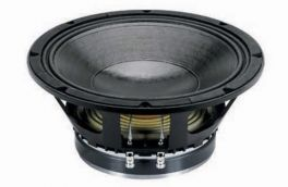 "Ciare PW337 Woofer 12"" da 8 ohm, diametro 320 mm, 800W con membrana in cellulosa e NOMEX"